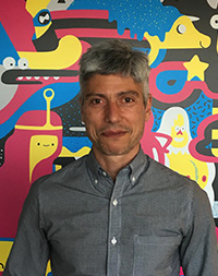 Hernán La Greca : (Cartoon Network Latin America) Senior Creative Director