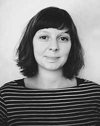 Edwina Liard : (kki Films) Co-founder and producer.